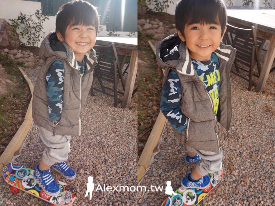 美國VANS 滑板鞋 – 孩童款