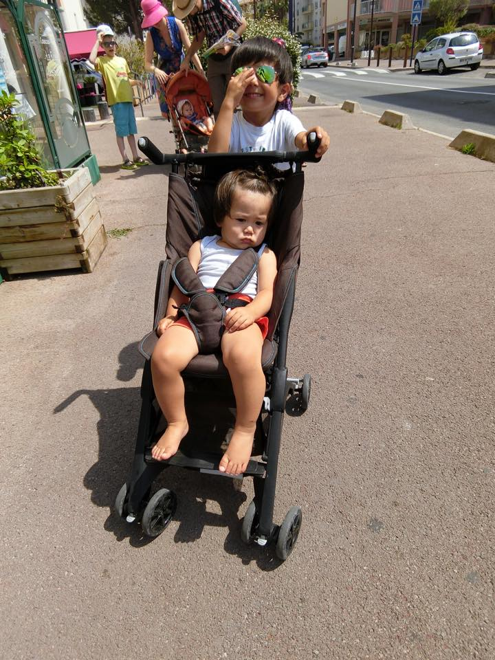 POCKIT口袋車(全世界最小的推車)