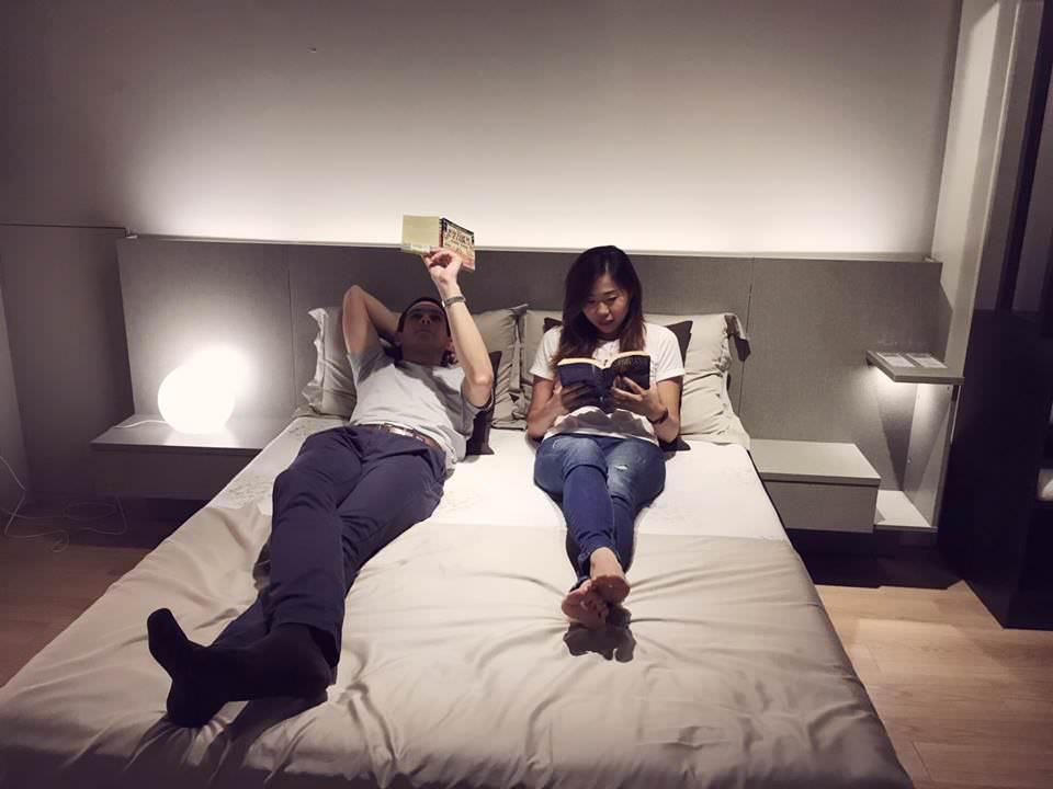 綠的傢俱BLis(蓓莉思)床墊、枕頭之睡眠館體驗